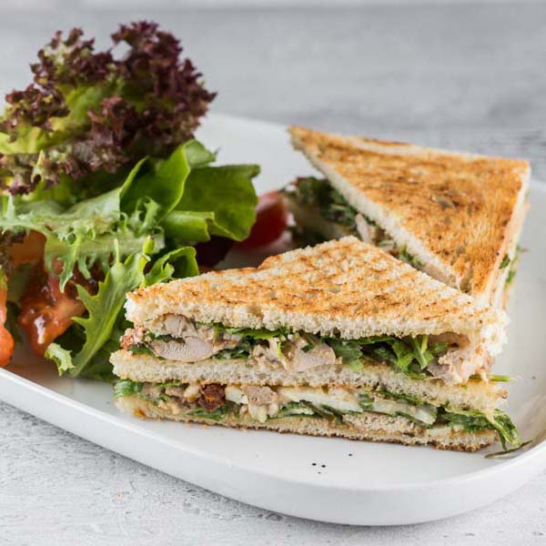 Lemon Herb Chicken Sandwich